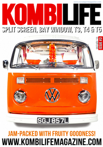 Kombi Life VW Camper and Bus Magazine