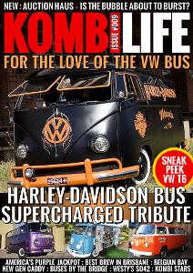 Kombi Life - VW Bus Magazine