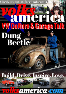 VolksAmerica VW Magazine Issue 4
