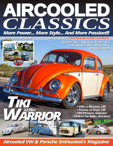 Aircooled Classics - VW and Porsche - Issue 8