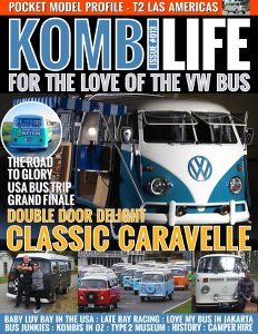Kombi Life VW Camper and VW Bus Magazine