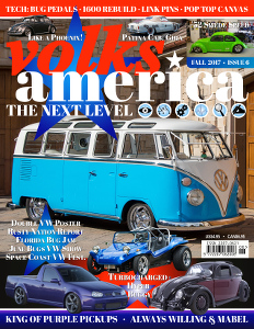 Volks America VW Magazine