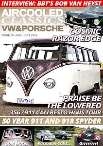 Aircooled Classics - VW & Porsche Magazine